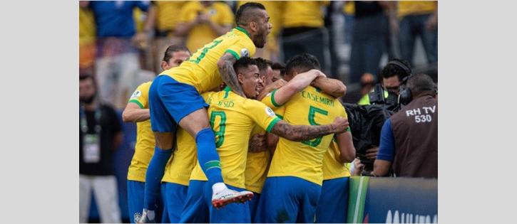 Rivais do Brasil, Venezuela e Peru iniciam Copa América em Porto Alegre
