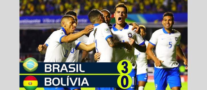 Arrecadação do jogo de abertura da Copa América 2019 é a maior da história do futebol brasileiro