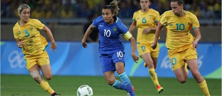 Seleção Brasileira perde para Austrália e Marta critica arbitragem