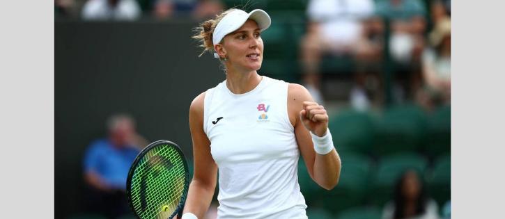 Bia Haddad bate Muguruza e avança em Wimbledon