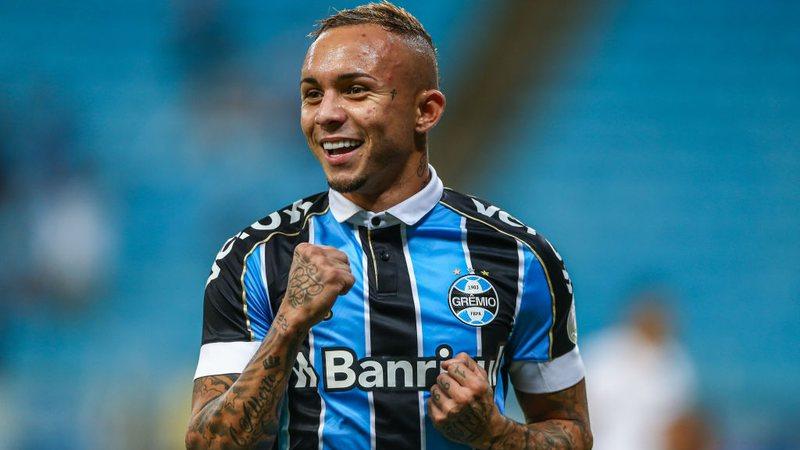 Grêmio recusa proposta do Milan por Everton Cebolinha