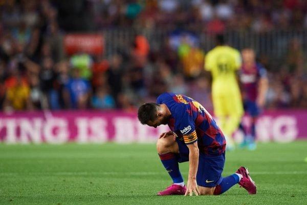Messi é desfalque para o Barcelona em amistoso contra Napoli