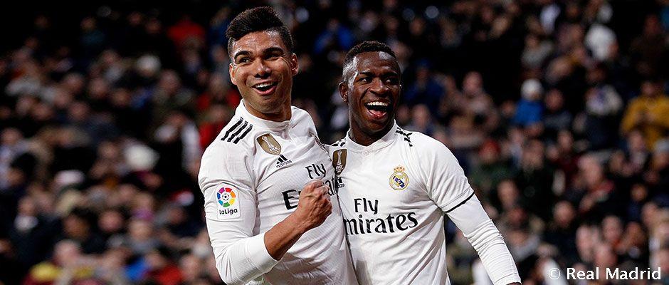 Militão e Casemiro estreiam nesta quarta-feira pelo Real Madrid