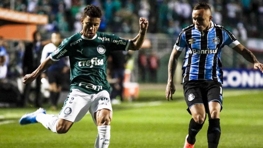 Palmeiras é eliminado na Libertadores e Felipão se irrita