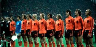 seleção holandes