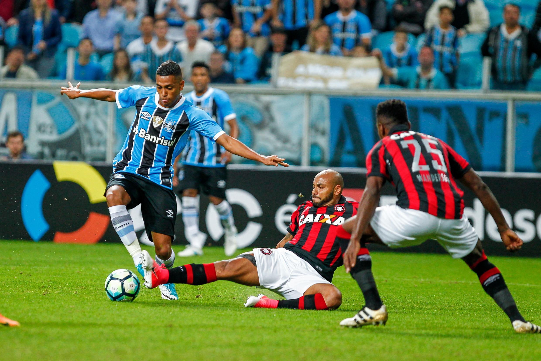 Athletico Paranaense bate o Grêmio e está na final da Copa do Brasil