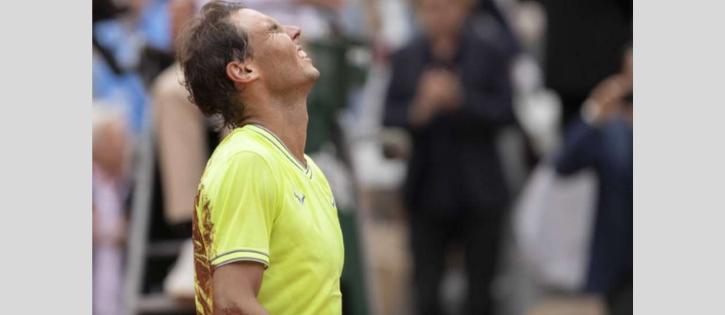 Nadal não irá disputar Masters de Xangai