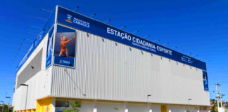 estação cidadania esporte