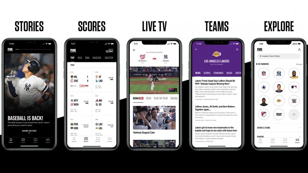 Fox Sport: onde você encontra os melhores esportes