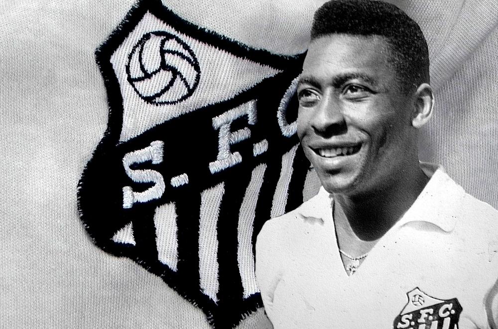 Origem Santos Neymar Pelé