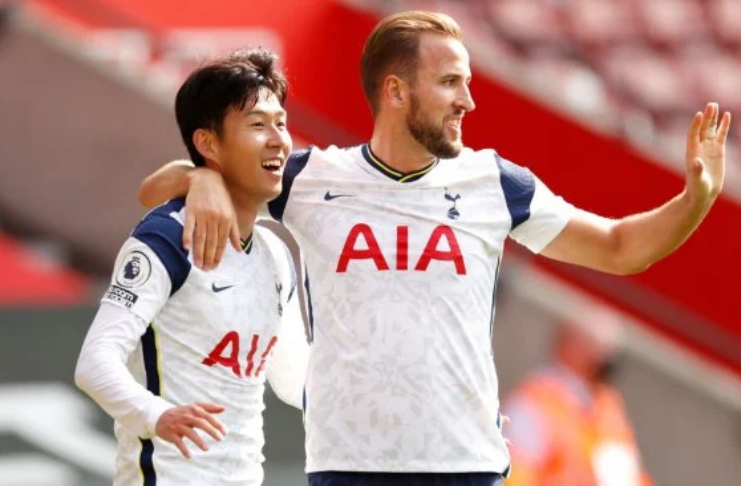 Como Harry Kane e Son Heung-min do Tottenham formaram a dupla mais mortal do futebol