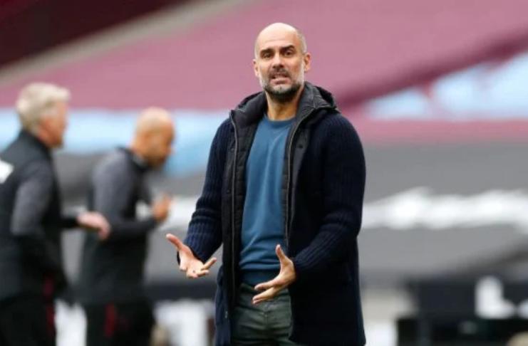 Temas de defesa suave e jogos pesados da temporada de gagueira de Man City