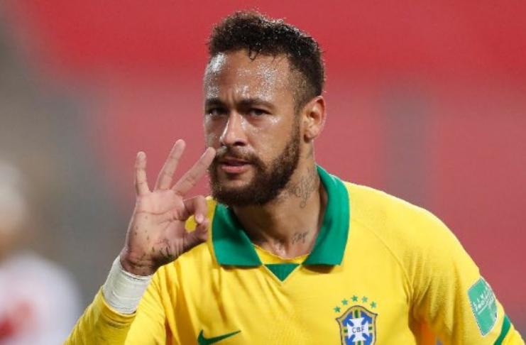 3 gols de Neymar ajudam o Brasil a passar o Peru na qualificação para a Copa do Mundo