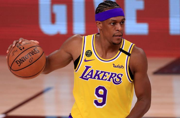 Rumores de agência livre da NBA: Clippers podem tentar roubar Rajon Rondo do Lakers