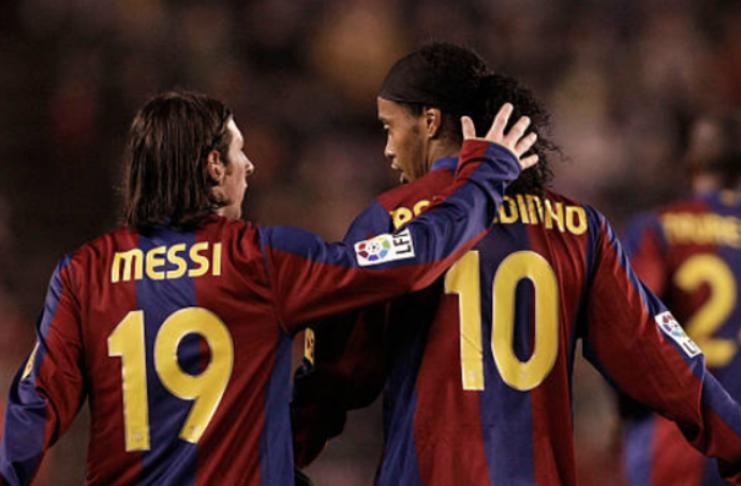 Deulofeu escolhe a lenda do Barcelona como o melhor jogador de sempre - e não é Messi