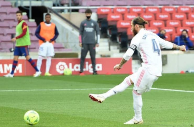Real Madrid e Ramos expõem as deficiências gritantes do Barcelona