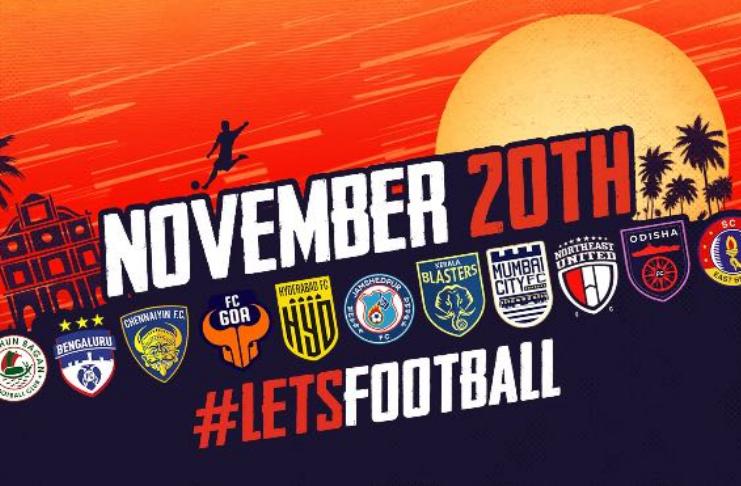 Cronograma ISL 2020-21 anunciado; temporada única com 115 jogos sem precedentes